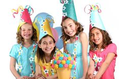 Girls Birthday Party Ideas and Themes!