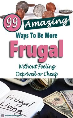 Frugal Living: Tips to Live a Frugal Life In 2020 & Not Feel Deprived – Finance tips, saving money, budgeting planner Save Money On Groceries, Ways To Save Money, Money Tips, Money Saving Tips, Money Budget, Managing Money, Money Hacks, Savings Planner, Budget Planner