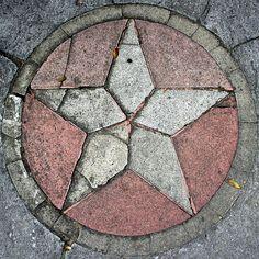 Grace Church Star by mrjoro, via Flickr