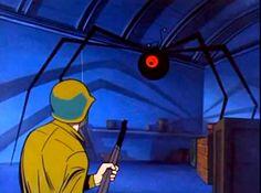 """The Robot Spy"" episode of Jonny Quest (November Tim Matheson, Classic Cartoons, Cool Cartoons, Bugs Bunny Pictures, Race Bannon, Dream Quest, Jonny Quest, Alex Toth, Space Ghost"