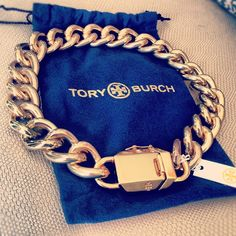 Tory Burch Charlie necklace