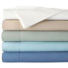 Home Expressions™ Microfiber Sheet Set  found at @JCPenney