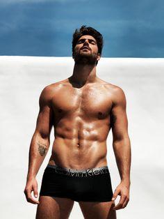 Nick Bateman, Img Models, Male Models, Book Modelo, Le Male, Ugly Love, Elegant Man, Shirtless Men, Attractive Men