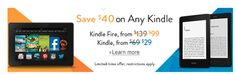 HOT Deals on Kindles! As low as $9!! - With a Side of Thriftiness