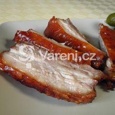 Pork Belly, Bucky, Baked Potato, Ham, French Toast, Potatoes, Baking, Breakfast, Ethnic Recipes