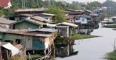 Bangkok: the traditional side