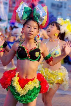 Samba, Festival Girls, Young Girl Fashion, Bikinis For Teens, Lily Rose Depp, Culture Club, Young Models, Cute Asian Girls, Kobe