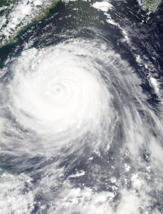 Our satellite passed overhead & saw a wider-eyed Typhoon Soudelor near Taiwan. Details: http://go.nasa.gov/1EkqFJL