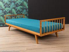 Zauberhaftes 50er Bett 60er Vintage Daybed 802004