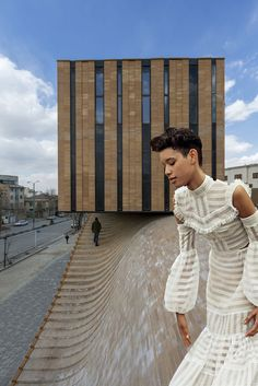 Fashion meets Architecture #FormFollowsFashion