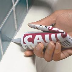Learn how to clean out old caulk and apply new, durable caulk around your bathtub..