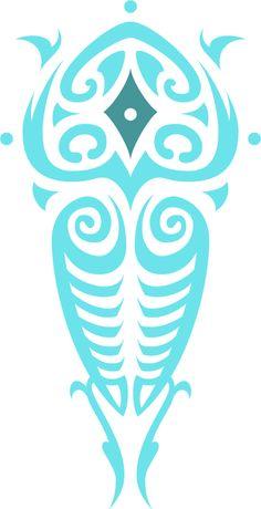 Raava design.........tattoo idea?