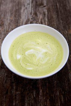 Bärlauchcrèmesuppe