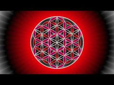This is an amazing video.  Its so healing.   Looking at Sacred Geometry calms the mind and any music by Deva Premal is so healing.   Enjoy.