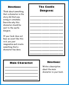 Option For A Book Report Project  Classroom Ideas