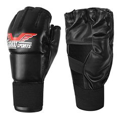 Discounted ZooBoo Kickboxing Gloves, Half Mitts with Velcro Wrist Band Boxing Gloves for Men Women Kids MMA Sparring Punching Gym Muay Thai Protection Training #HalfMittswithVelcroWristBandBoxingGlovesforMenWomenKidsMMASparringPunchingGymMuayThaiProtectionTraining #ZooBooKickboxingGloves Kickboxing Gloves, Kids Mma, Muay Thai, Zoo Boo, Punching Bag, Training, Gym, Band, Women