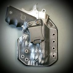 Colt Defender in a Leatherback Hybrid Holster from WW Tactical Systems. wwtacticalsystems.com