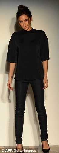 How Victoria Beckham is looking better than ever #dailymail