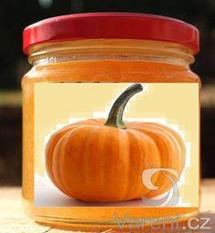 Dýňový džem. Osvědčený recept na bezvadnou zdravou dýňovou pochoutku. Food And Drink, Pumpkin, Homemade, Vegetables, Drinks, Hokkaido, Drinking, Pumpkins, Home Made
