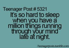 absolutely impossible. #Teenager Post # 5321