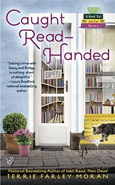 Caught Read-Handed (Read Em and Eat Mystery) by Terrie Farley Moran http://www.amazon.com/dp/0425270297/ref=cm_sw_r_pi_dp_WQCIvb1A1K6T8