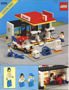Thousands of complete step-by-step printable older LEGO® instructions for free. Here you can find step by step instructions for most LEGO® sets. Old Lego Sets, Lego City Sets, Modele Lego, Lego Structures, Lego Winter, Classic Lego, Lego System, All Lego, Vintage Lego