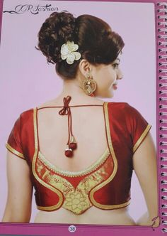 Blouse Neck Patterns, Saree Blouse Neck Designs, Designer Blouse Patterns, Bridal Blouse Designs, Simple Blouse Designs, Couture, India, Desi Wedding, Beautiful Women