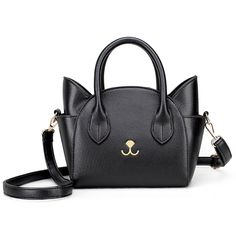 Womens Hand Bags Small Cute Cat Messenger Bag Luxury Handbags Women Leather Bags Ladies Black Famous Brands Designer Pink Bag ** Click the VISIT button for detailed description
