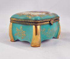 Aqua decorative box