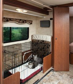 2013 Windsport 33G with Adapt-A-Room System.  Cat kennel not included ;-)