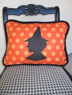 halloween pillows   Halloween Pillows