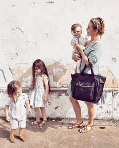 SuperMama Hayley with her 3 little adorably scallywag-er-ish, cutest kiddos 🙊🙈🙉🖤 xx Couple Photos, Cute, Baby, Instagram, Women, Couple Shots, Kawaii, Couple Photography, Baby Humor