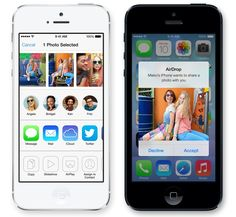 Update iPhone, iPad or iPod touch to iOS Apple has finally rolled out the much awaited and the biggest update in the iOS history so far. Iphone 5c, Best Iphone, Apple Iphone, Iphone Codes, Iphone Information, Ios Features, Card Ui, Smartphone, Ios 8