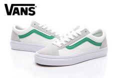 14966a766c Original 2017 Vans classic Mens Slip-On Low Top canvas shoes