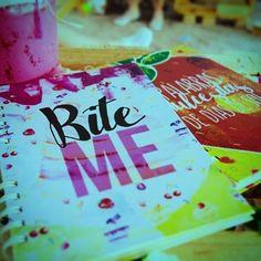 Muérdeme 😜 #kollage#lunes #mensajes #colombia #barranquilla #lunch #almuerzo…