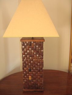 SPLIT COCONUT SHELL Lamp Base by ledgan1 on Etsy, $375.00