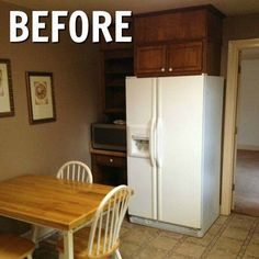 diy farmhouse kitchen makeover for 5000 including appliances, kitchen cabinets, kitchen design, painting Farmhouse Kitchen Decor, Home Improvement Projects, Home, Kitchen Decor, Kitchen Diy Makeover, Farmhouse Kitchen Remodel, Home Diy, Diy Kitchen, Kitchen Design