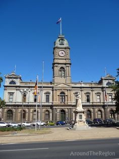 Ballarat Town Hall Town Hall, First Nations, Victorian, Australia, Explore, Building, Places, Buildings, Construction