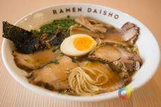 RAMEN DAISHO: Ukokkei Ramen without the Drama :)