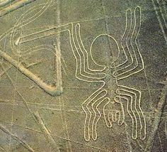 See the Nazca lines in Peru.  I've seen these from the airplane, would like to visit them up close.