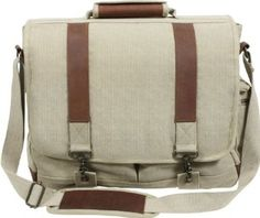 Amazon.com : Rothco 9691 Vintage Pathfinder Laptop Bag - Earth Brown : Messenger Bag : Computers & Accessories