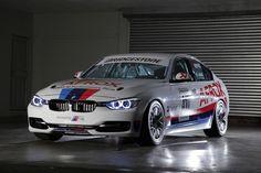 First BMW F30 racer