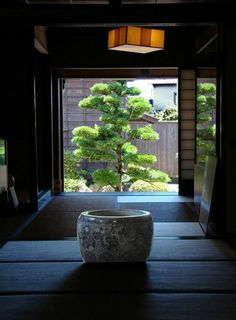 In Love with Japan Japanese Architecture, Beautiful Architecture, Art And Architecture, Japanese Style House, Medieval Houses, Style Japonais, Interior Garden, Interior Design, Japanese Interior