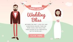 All About Weddings And The Bride To Be [#Infographic]