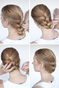 Hairstyles for wet hair: 3 simple braid tutorials you can wear in wet hair