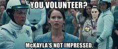 You Volunteer??