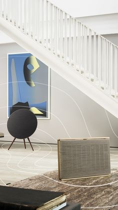 Bang And Olufsen, Egg Chair, Simple, Connection, Speakers, Ads, Design, Home Decor, Music