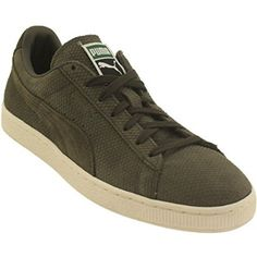 e9bd1a2553d1 Amazon.com  PUMA Men s Suede Classic and Mod Heritage Sneaker  PUMA   Clothing