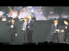 150211 BTS 1st JAPAN TOUR 2015 WAKE UPOPEN YOUR EYES in Tokyo 어른아이 Short Ver Fancam - YouTube