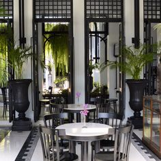 The Siam Hotel in Bangkok just a perfektion . Sublime place to stay